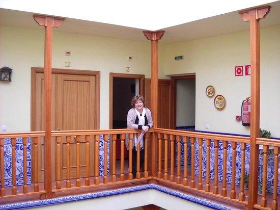 Pension Dona Trinidad:                   stanze del 2° piano