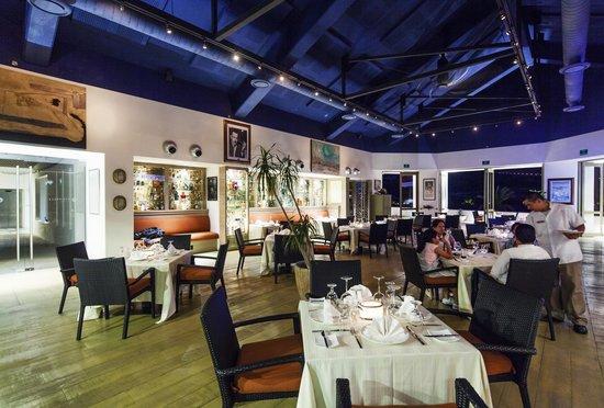 Steinbeck's Restaurant : Ambiente selecto