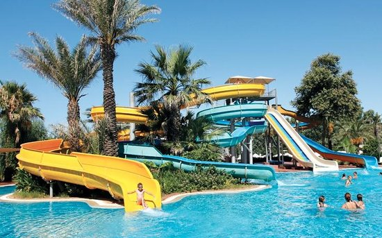 Paloma Grida Resort & Spa:                   Fun for the whole family!