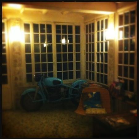 Hotel Le Val Duchesse :                   ingresso