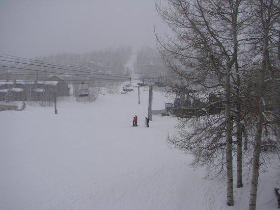 Snowmass Mountain Chalet:                   hotel en la pista