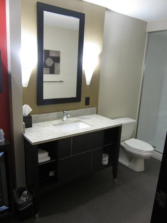 Sabal Hotel Orlando West:                   Bathroom Vanity