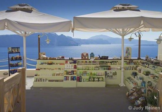 Art Food & Shopping on Santorini -  Day Tours: shopping with a view!