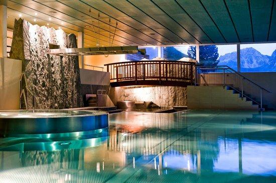 Arosa Kulm Hotel & Alpin Spa :                   pool