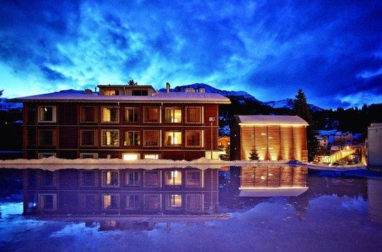 Valbella Inn Resort:                   outdoor view