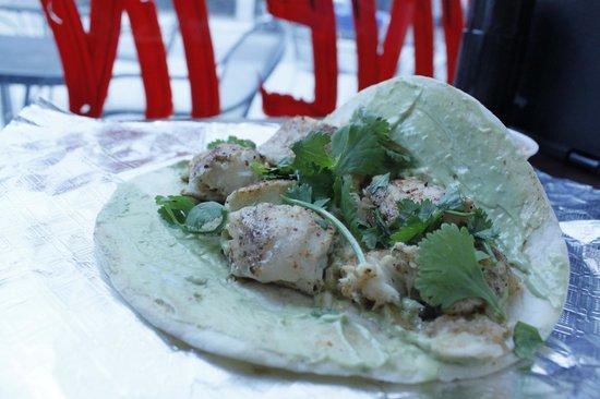 La Boca Loca: Cancun Fish Taco