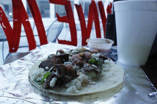 La Boca Loca: Steak Street Taco