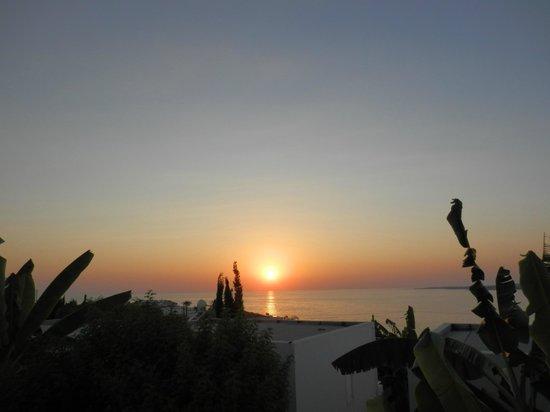 Theo Sunset Bay Holiday Village:                   Sunset