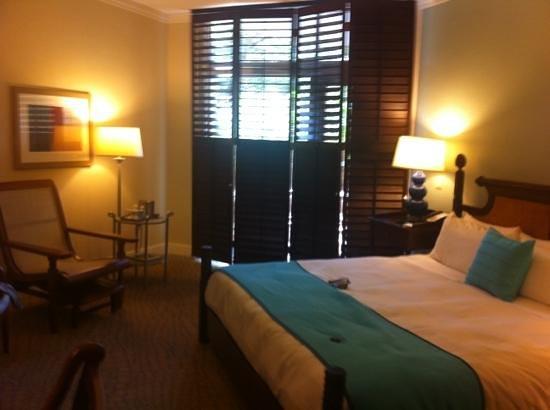 Hilton Aruba Caribbean Resort & Casino:                   suite