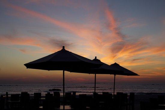 Bay of Bengal Resort:                   Sunset