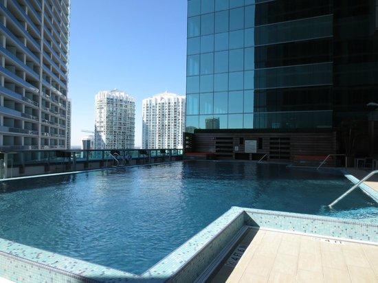 JW Marriott Marquis Miami:                   Vista desde la habitación