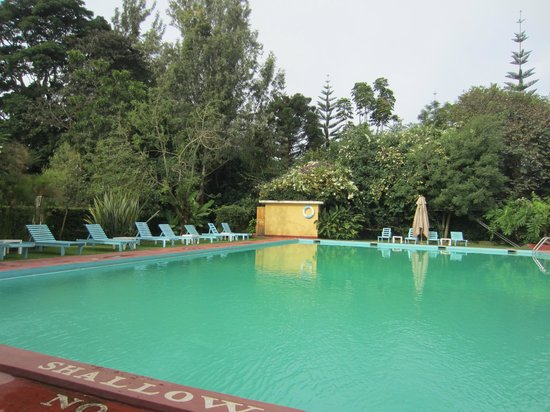 Ilboru Safari Lodge:                   Pool