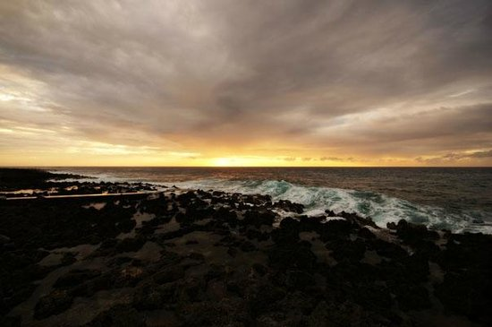 Lands End - Ocean Front Lodge:                                     Daily sunsets!