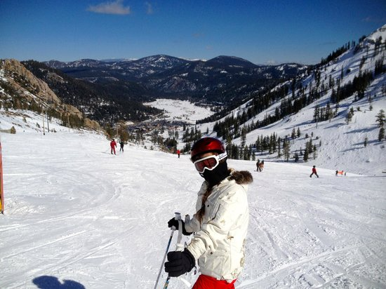 Squaw Valley Lodge:                   Great time on the Mountain!