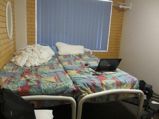 Wollongong YHA :                   beds