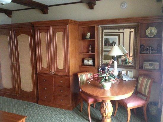 Hammock Beach Resort:                   The room