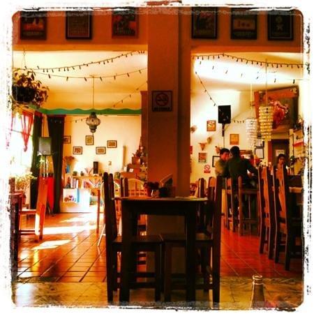 Cocoliche San Cristobal :                   el salón day time