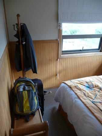 Keoken Patagonia Bed & Breakfast:                   Habitación
