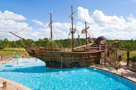 Lake Buena Vista Resort Village & Spa:                   So much fun for the whole family!