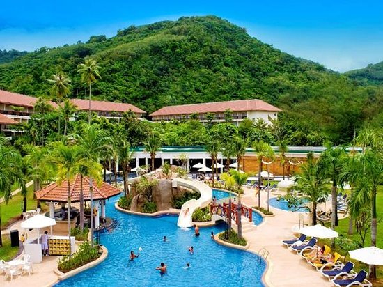 Centara Kata Resort Phuket:                   kids pool area