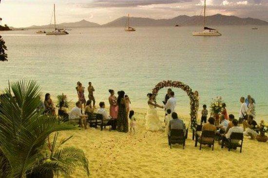 แคคตัสบังกะโล: wedding at cactus