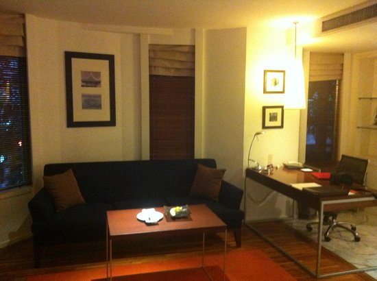 Triple Two Silom:                                     Room