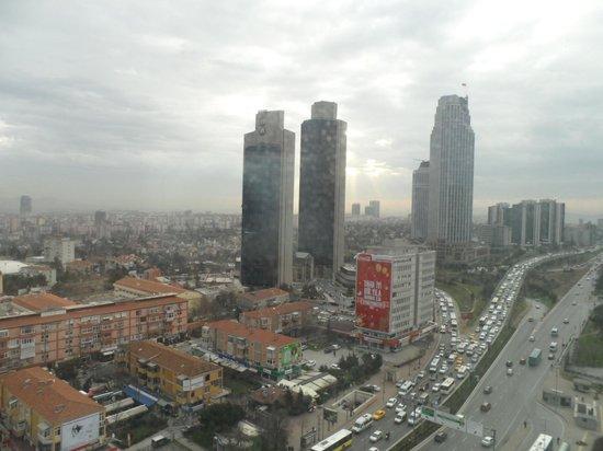 Movenpick Hotel Istanbul:                                     1