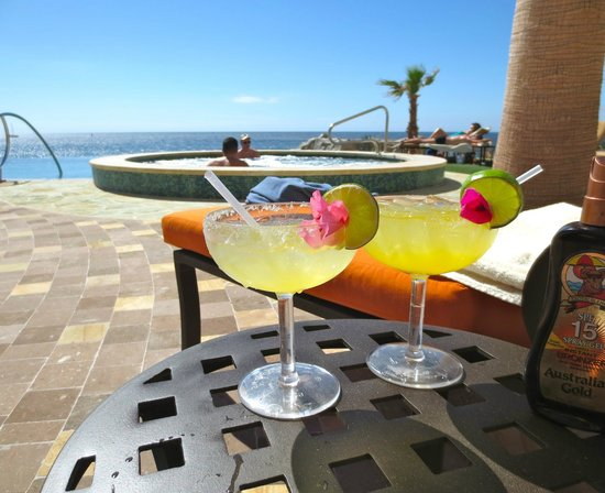 Grand Solmar Land's End Resort & Spa:                   Amazing Drinks!