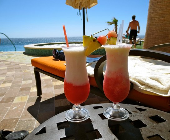 Grand Solmar Land's End Resort & Spa:                   miami vice! such great drinks