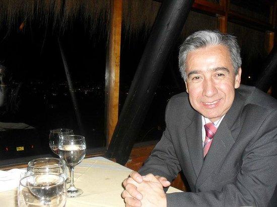 Tramonti:                                                       Me trae gratos recuerdos en reunión de Ami