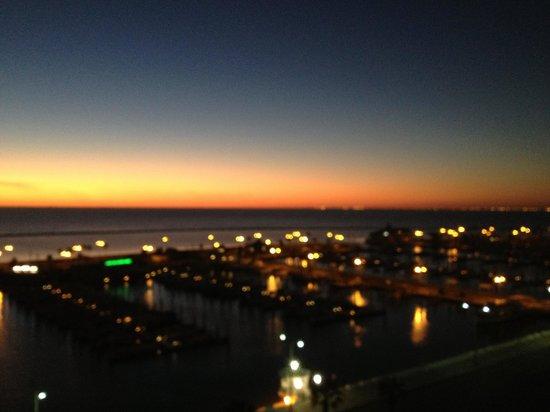 Holiday Inn Corpus Christi Downtown Marina:                                     Holiday inn @ dawn