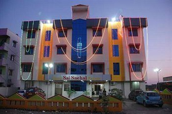 Hotel Sai Snehal :                   Exterior