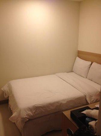 Hotel Irene City:                   シングルのお部屋