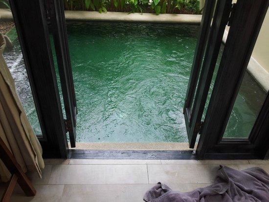Anantara Lawana Koh Samui Resort:                   Private plunge pool