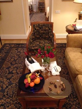 Belmond Grand Hotel Europe:                   252room