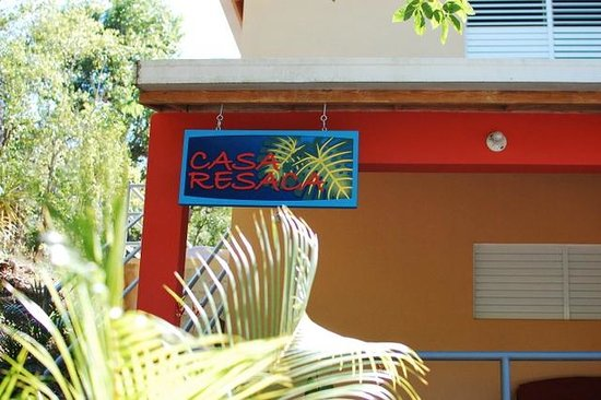 Casa Resaca :                                     Front