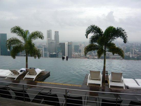 Marina Bay Sands:                   Skypark