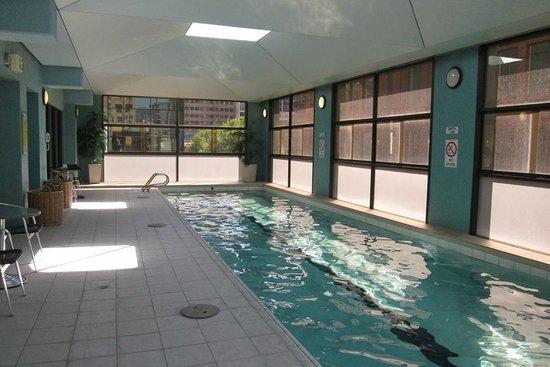 Adina Apartment Hotel Melbourne:                   Pool