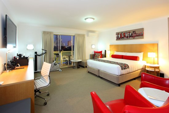 Photo of BEST WESTERN PLUS Gregory Terrace Brisbane