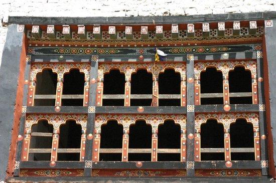 Uma by COMO, Paro:                   Nearby temple
