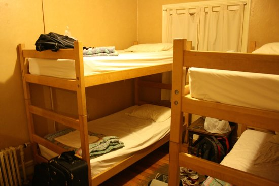 Grand Canyon International Hostel:                   Room