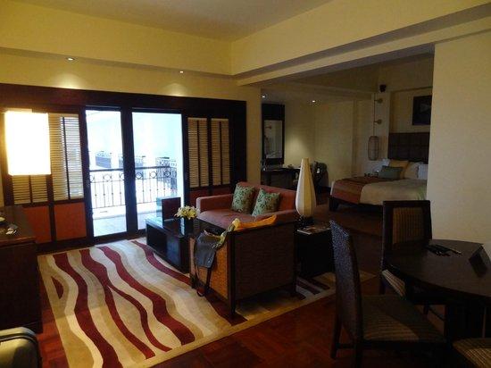 InterContinental Hanoi Westlake:                                     Lotus suite