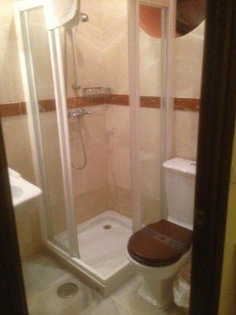 Casona de San Andres Hotel:                   baño
