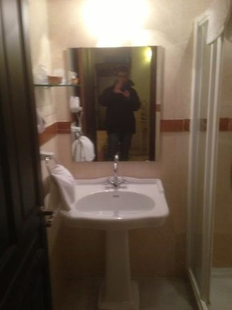 Casona de San Andres Hotel:                   baño 2