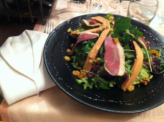 La Taverne du Monchu:                                     Salade folle