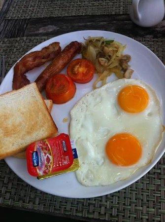 Milky Bay Restaurant:                   Milky Bay Breakfast