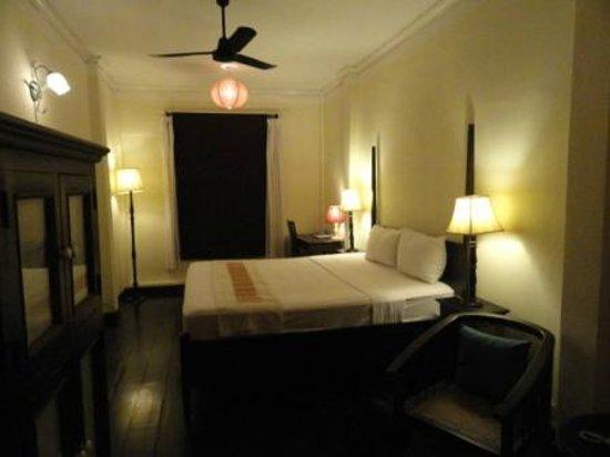 Hotel Khamvongsa:                   camera