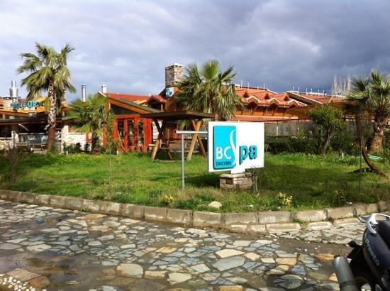 BC Spa Hotel :                   yer guzel