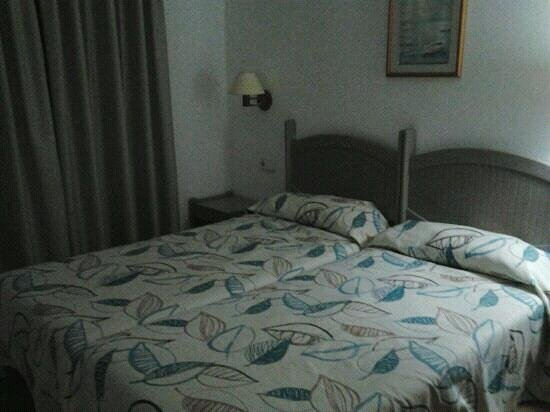 Apartamentos Los Tulipanes: habitacion