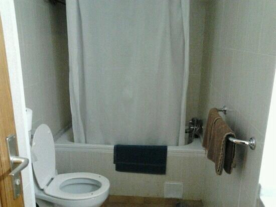 Apartamentos Los Tulipanes: baño